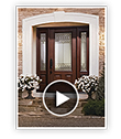Clayton Collection Entry Door Video