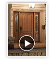 Rustic Collection Entry Door Video